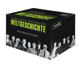 CD WISSEN - 100 bedeutende Personen der Weltgeschichte