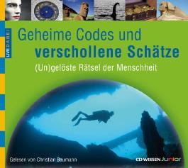 CD WISSEN Junior - Live dabei - Geheime Codes und verschollene Schätze