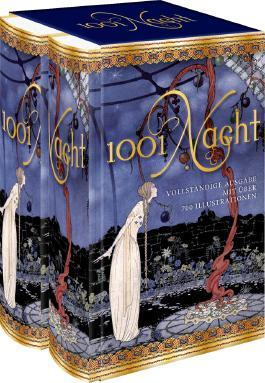 1001 Nacht – Tausendundeine Nacht (Gustav Weil)