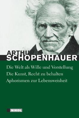Arthur Schopenhauer: Hauptwerke