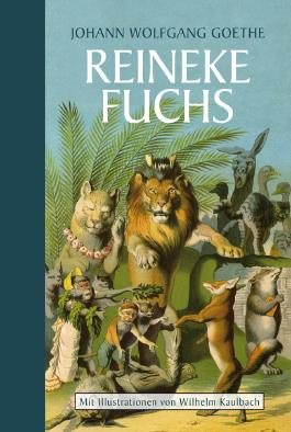 Reineke Fuchs: Halbleinen