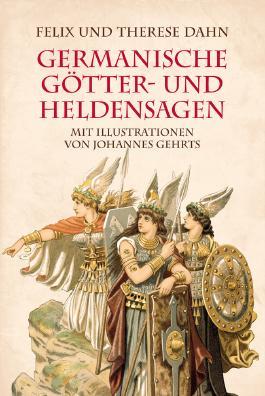 Germanische Götter- und Heldensagen