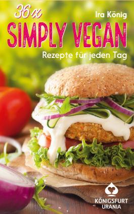 36 x Simply vegan