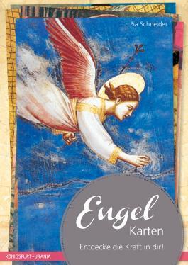 Das Buch: Engel-Karten