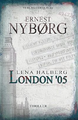 Lena Halberg - London '05