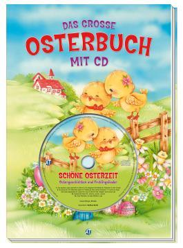 Das große Osterbuch mit CD