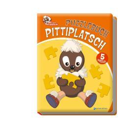 """Puzzlebuch """"Pittiplatsch"""""""