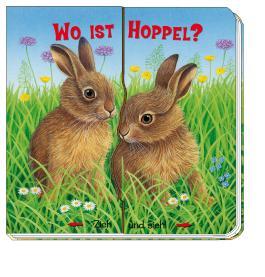 "Pappenbuch ""Wo ist Hoppel?"""