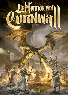 Herren von Cornwall, Die