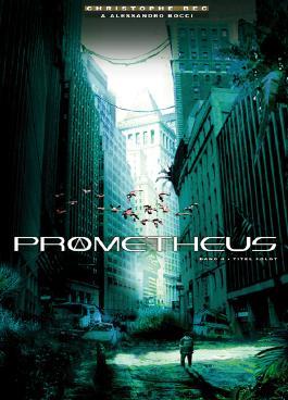 Prometheus. Band 4