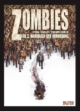 Zombies -Handbuch der Verwesung