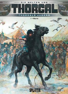 Thorgal - Die Welten von Thorgal: Die Jugend von Thorgal. Band 3