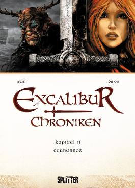 Excalibur Chroniken. Band 2