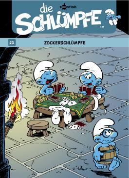 eComic Die Schlümpfe 23: Zockerschlümpfe