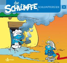 Schlumpfereien Band 3