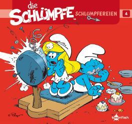 Schlumpfereien Band 4