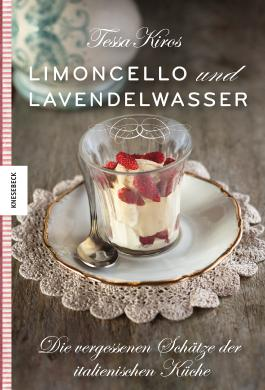 Limoncello und Lavendelwasser