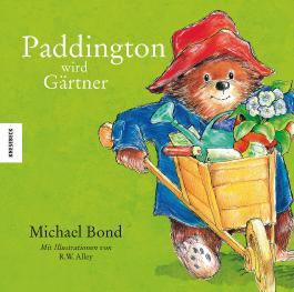 Paddington wird Gärtner