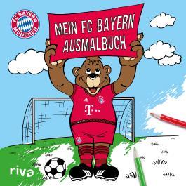 Mein FC-Bayern-Ausmalbuch