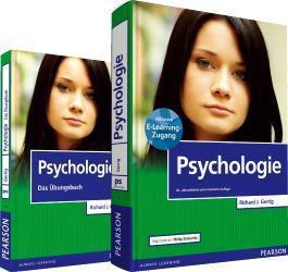 Value Pack Psychologie Lehr- und Übungsbuch