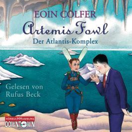 Artemis Fowl Band 7: Der Atlantis-Komplex