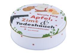 Apfel, Zimt & Todeshauch: Krimi-Adventskalender