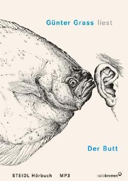 """Günter Grass liest """"Der Butt"""""""
