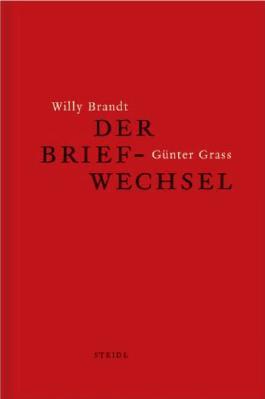 Willy Brandt und Günter Grass