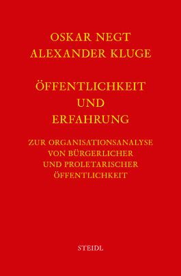 Werkausgabe Bd. 4 / Öffentlichkeit und Erfahrung