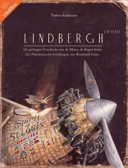 Lindbergh op Platt