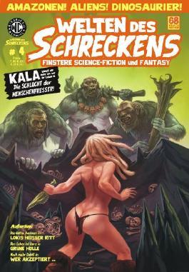 Welten des Schreckens # 4