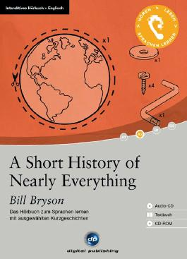 A Short History of Nearly Everything - Interaktives Hörbuch Englisch