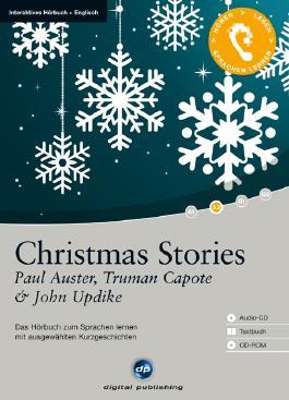Christmas Stories - Interaktives Hörbuch Englisch