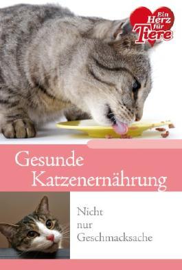 Ratgeber Tiere - Gesunde Katzenernährung - nicht nur Geschmackssache