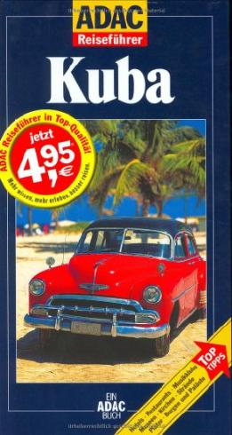 ADAC Reiseführer Kuba.