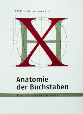 Anatomie der Buchstaben
