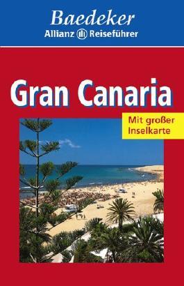 Baedeker Allianz Reiseführer Gran Canaria