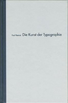 Die Kunst der Typographie