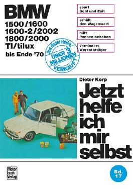 BMW 1500/1600/1600-2/2002/1800/2000/TI/tilux