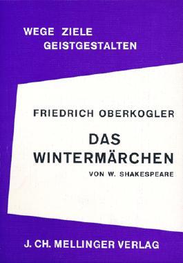 Das Wintermärchen von W. Shakespeare