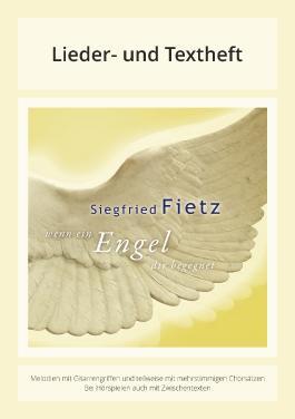 Wenn ein Engel dir begegnet - Notenheft