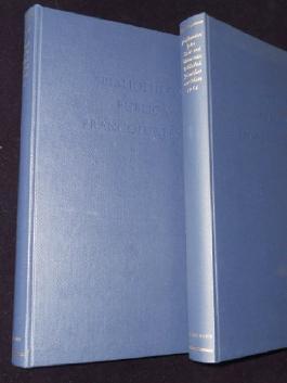 Bibliotheca Publica Francofurtensis. 500 Jahre Stadt- und Universitätsbibliothek Frankfurt am Main. [ Zwei Bände: Text- und Tafelband].