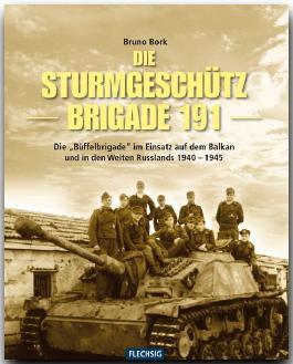 Die Sturmgeschützbrigade 191