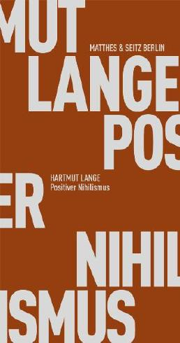 Positiver Nihilismus