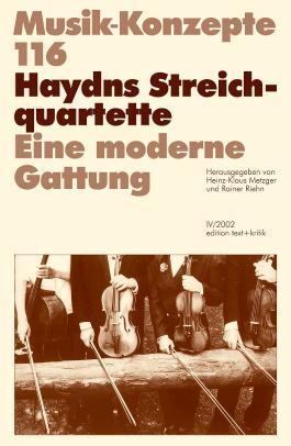 Haydns Steichquartette