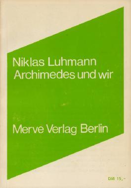 Archimedes und wir