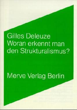 Woran erkennt man den Strukturalismus?