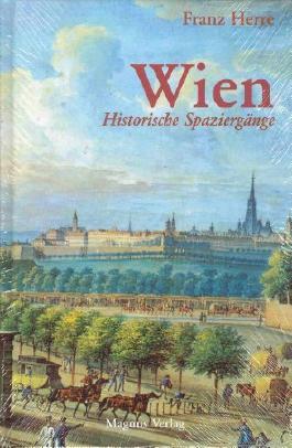 Wien - Historische Spaziergänge