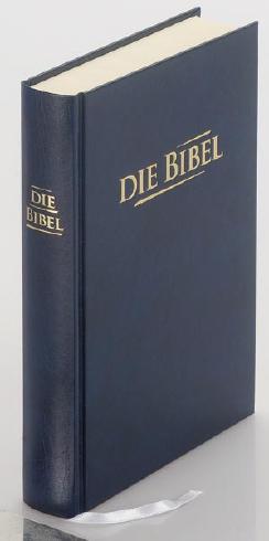 Die Bibel - größere Taschenbibel