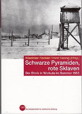 Schwarze Pyramiden, rote Sklaven. Der Streik in Workuta im Sommer 1953. (Schriftenreihe, Band 686)